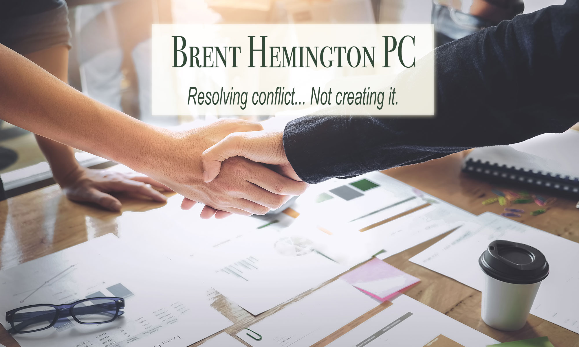 Brent Hemington | Calgary Litigation Lawyer